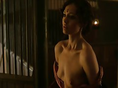 Laura Haddock Filthy Doggie in Da Vinci Demons
