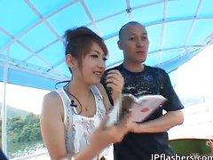 Free jav of Reon Otowa Superb Asian doll