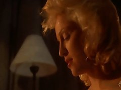 Madonna getting freaky in the bedroom