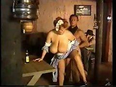 Maid enormous boobs