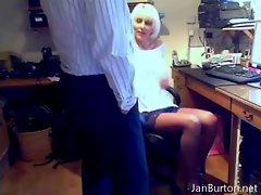 Seducing my Boss