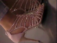 Luscious Nylon Feet 4