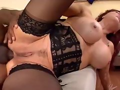 Latino Maid Vanessa Receives It In The Dirty ass