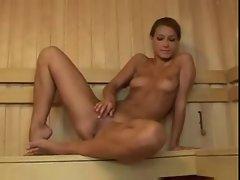 Melissa Mendiny - Sauna Play