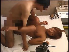 tanned sensual japanese lady 4