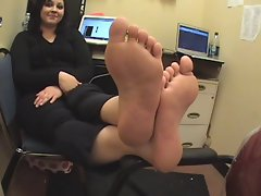 Seductive Heavy Smelly Mexican Soles