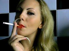 Smoking Fetish 47