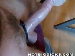 HIT Huge pecker Grinding FLESHLIGHT