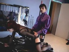Purple Mistress Fuck