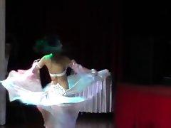 Alla Kushnir sensual belly Dance part 45