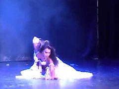 Alla Kushnir sexual belly Dance part 46