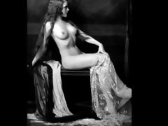 Glamorous Semi-Nudes of Alfred Cheney Johnston