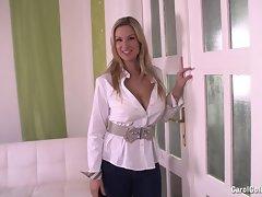 Carol Goldnerova upon her new episodes