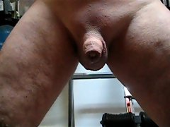 A quick prostate massage