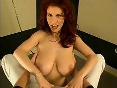 German large melons redhead Bettie Ballhaus lapdance II