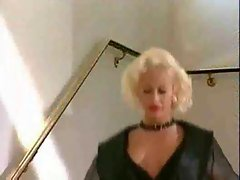 Rich Blond American Mum in Stockings screwed rough