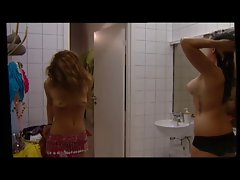 Swedish topless randy chicks on TV