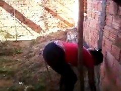 Sdruws2 - Panty thong at home
