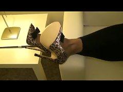 7inch extrem heels