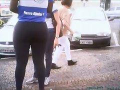BIG Dirty ass VOUYER
