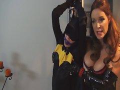 Rachel Steele's - Bat Gurl Enslave