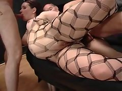 extreme gangbang with german cutie 4