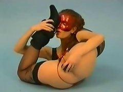 Slutty russian contortionist