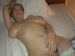Kinky Asian cant get enough from his White Adoptive Slutty mom