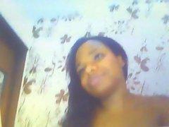 webcam lustful ebony