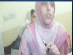 Namra paki whore from gujrat attractive arabian hijab
