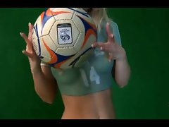 Body Painting Soccer