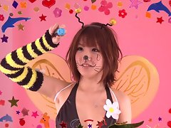 Tsubasa Amami - Bee costume