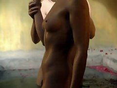 Anna Hutchison & Unknown Actress - Spartacus