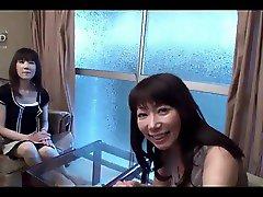 50yr old Grannies Yoshiko Saito and Takako Ueno (Uncensored)