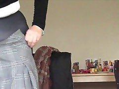 Mature dressing up (Hidden video)