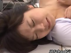 Anri Nonaka and Kurumi fucked by old part1