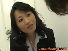 Natsumi kitahara rimming some guy part4