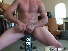 Secret Weight Lifting Fag free gay porn part4