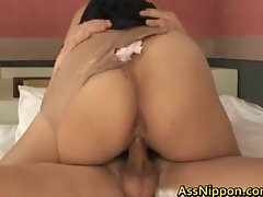 Big Boobed Asian Slut Gets Her part5