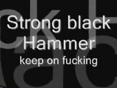 STRONG BLACK HAMMER