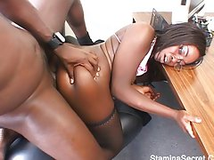Horny boss wants it in the office,Osa Lovely