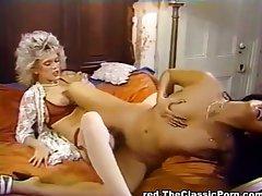 Lesbo ecstasy in luxurious house