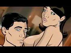 Archer-Lana love