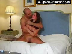 Cute young teen destruction