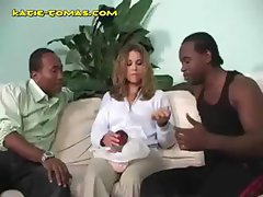 Blonde Stripping For Blacks