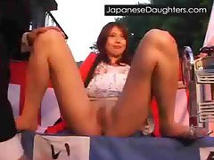 Young japanese japanese daughter anal fucked hard for the first time