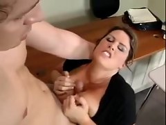 Lisa Sparxxx Get fucked on her desk