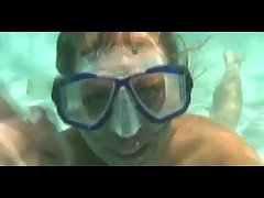 Amber Lynn Bach Underwater Blowjob