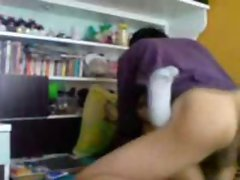 We Love Amateur Asian College Teens in Dorm pt 1