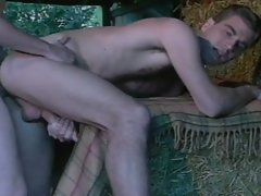 Two hot gay cowboys bareback some nice hot asshole